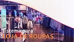 sistema para loja de roupas