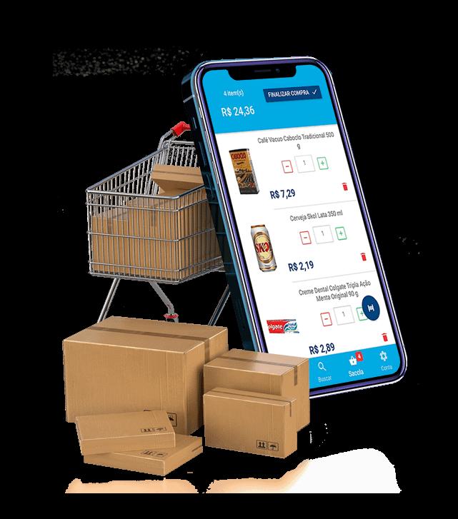 app de delivery